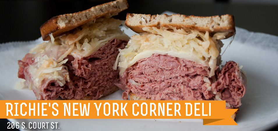Richies New York Corner Deli