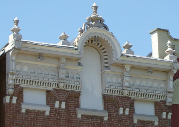 Building Roof Decor