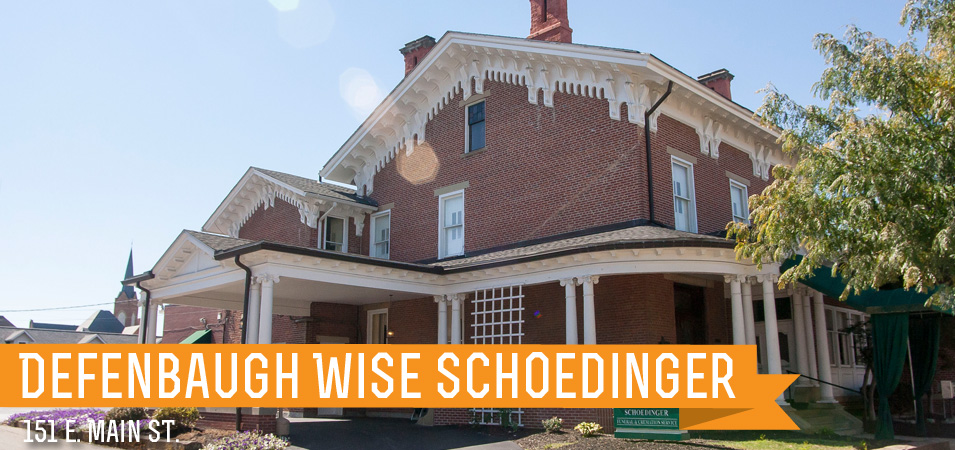 Defenbaugh Wise Schoedinger Funeral Home