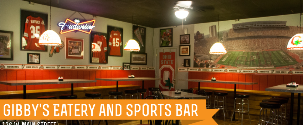 Gibbys Eatery and Sports Bar