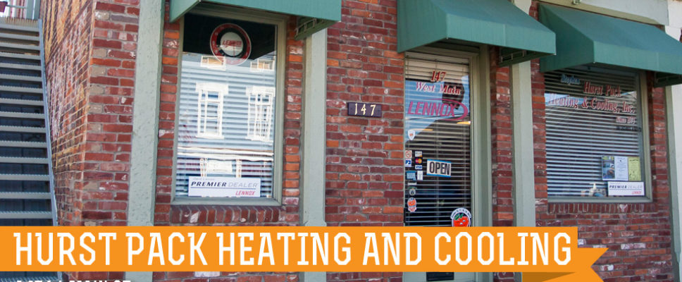 Hurst Pack Heating and Cooling